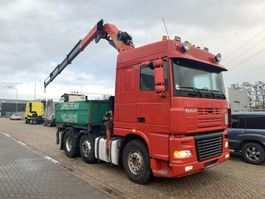 other trucks DAF XF 95 430 FTG 6x2 euro 3 2x available Palfinger 2003