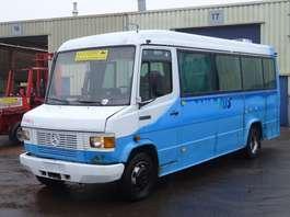 taxi bus Mercedes Benz 614D Passenger Bus 20 Seats Good Condition 1991