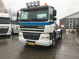 container truck Ginaf X3232S 2008
