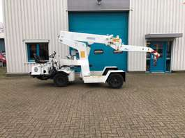 rough terrain crane Valla V-Kart 60D, Mobiele kraan, 6 ton, Diesel 1996