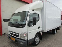 closed box lcv < 7.5 t Mitsubishi Canter 3C15 2009