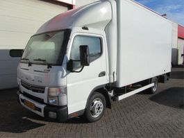 closed box lcv < 7.5 t Fuso Canter 3C15 2015