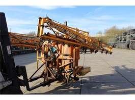 sprayer agricultural trailer Cebeco Sprayer 24 meter 1995
