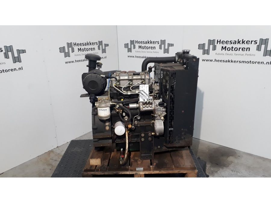 Used Perkins 403D-15 Engine |Trucksnl com