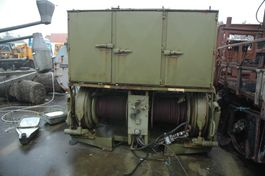 other construction machine HEGLUND WINCH  2 X 16 TON.
