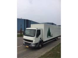 platform truck DAF Bakwagen LF45 2002