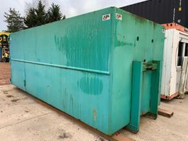 dry standard shipping container Winters Opslagcontainer 6m
