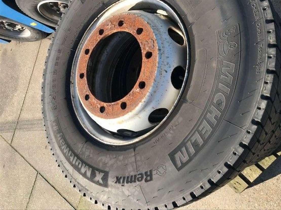 Michelin Multiway 3d 14mm Op Velg Set Ms Tyres Truck