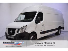 closed lcv Nissan NV400 2.3 DCi 125pk L4H3 Airco, Cruise Control, Dubbellucht, Radio/CD, 2014
