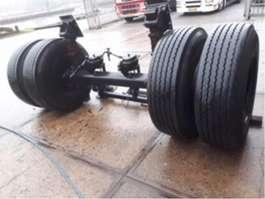 Load bearing axle truck part BPW zwaar bladgeveerde as