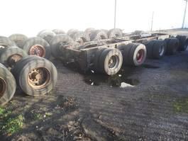 Axle truck part BPW partij bpw,saf assen