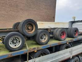 Axle truck part BPW div. bpw assen 17,5 inch.