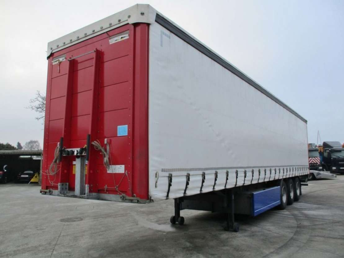 D And D Trailers >> A D System Trailers D Tautliner Sliding Curtain Semi Trailer Trucksnl Com