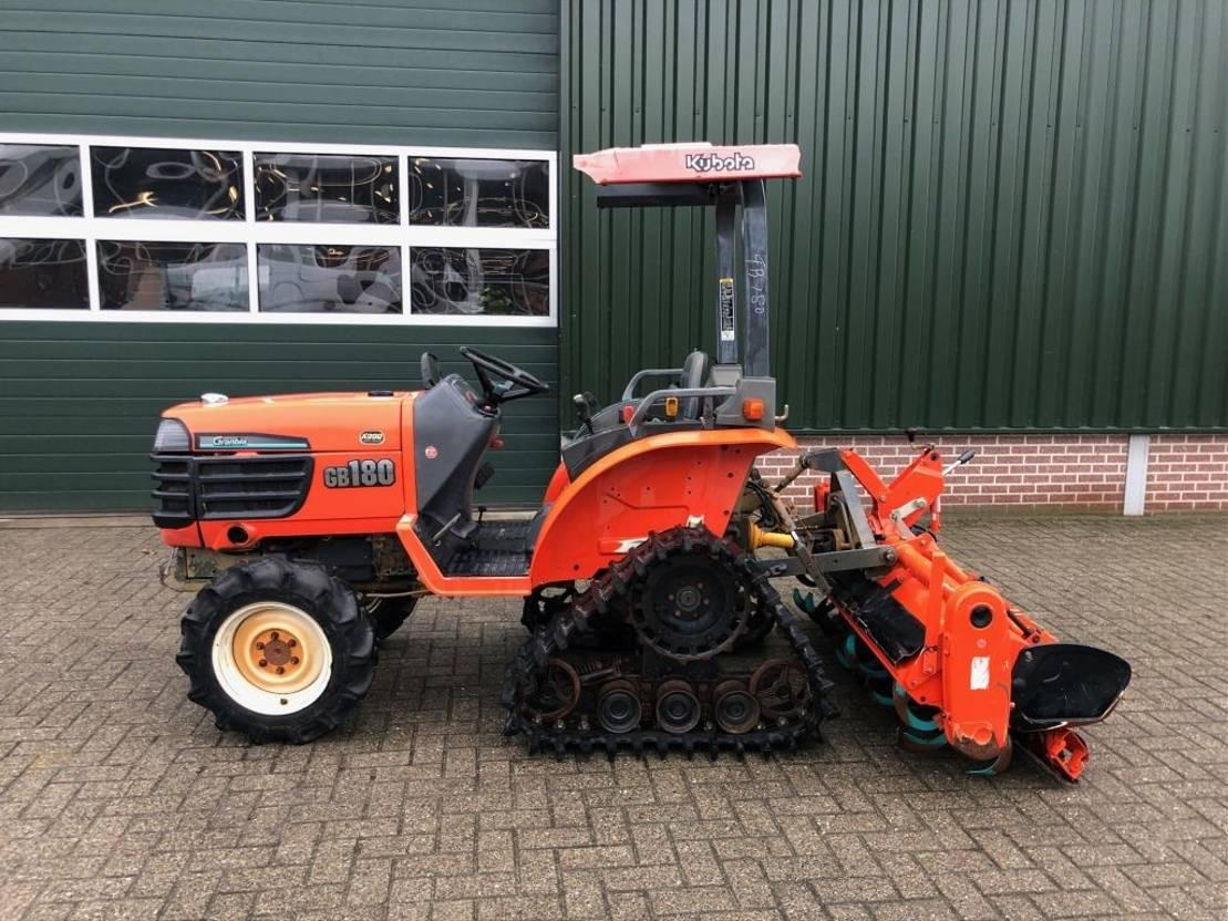 inne maszyny leśne/komunalne Kubota GB180 2010