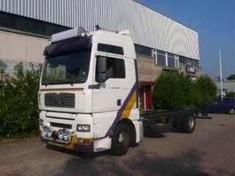 chassis cab truck MAN 18.410 FLLC / H09 2003