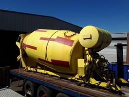 betoniarka wyposażenie 9m3 mulder mixer