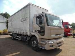 closed box truck Renault Premium bakwagen 1999