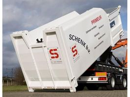 contenedor compactador Schenk Inzamel Pers Containers (IPC)