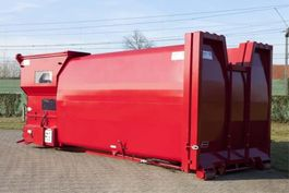 press container Schenk Inzamel Pers Containers (IPC)
