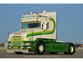 kabina konwencjonalna Scania Scania 144 530 Torpedo 1998