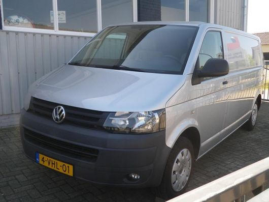 закрытый ЛКТ Volkswagen Transporter T 5 TDI 2010