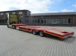 semi lowloader semi trailer Lintrailers 2 LSDU 17-20 2021