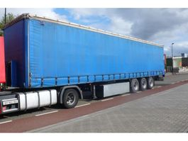 sliding curtain semi trailer Kögel schuifzeilen/dak 1999