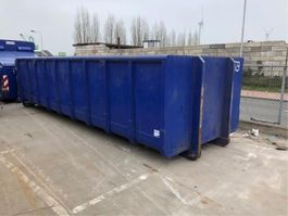 open top shipping container 24m3 Open 2017