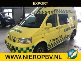 Ambulanz Nutzfahrzeug Volkswagen transporter 2.5 TDI 340 ambulance airco 2007