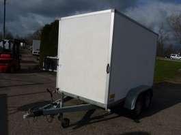 closed box car trailer Saris tandemasser 2012