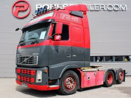 cab over engine Volvo FH 480 6x2 2007