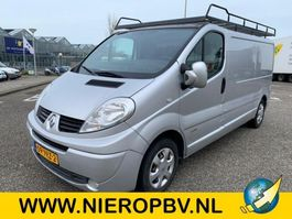 closed lcv Renault TRAFIC T29 L2/H1 2.0 DCI 84 kw 2008