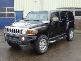 coche particular todoterreno 4 x 4 Hummer H3 3.5L Full Options Airco, Automatic, 4WD Good Condition 2007
