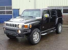 voiture particulière tout-terrain – 4x4 Hummer H3 3.5L Full Options Airco, Automatic, 4WD Good Condition 2007