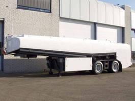 Tankauflieger Auflieger Kroll FTW 24000