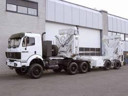 Container-Fahrgestell Auflieger Klaus SAC 23