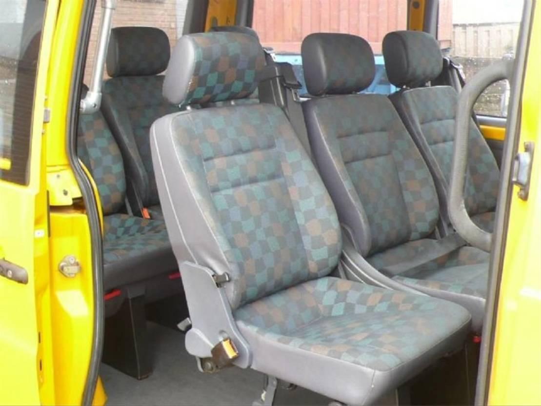 minivan - passenger coach car Mercedes Benz vito 108 cdi VITO 108 CDI 1999
