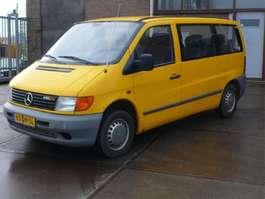 taxi bus Mercedes Benz vito 108 cdi vito 108 cdi 1999