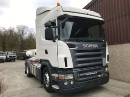 cab over engine Scania R420 - MANUAL GEARBOX 2007