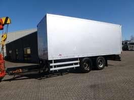 closed box car trailer Netam-Fruehauf A2 218 1995