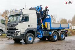 crane truck Volvo NEU FASSI F545 2.27 - 6x6 - REFERENZ FZG! 2020