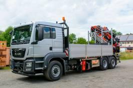 crane truck MAN NEU FASSI 455L324 - 6x4 - Hydrodrive 2020