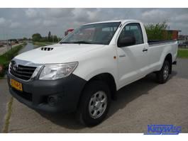pickup lcv Toyota HiLux 2.5 D-4D LX 4X2 airco 11-2013 2013