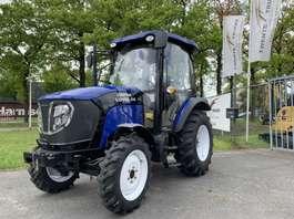 tracteur fermier Eurotrac Tractor Agri met cabine Eurotrac LOVOL 504 III C TB-1 4X4 2017