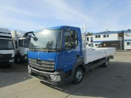 vcl inclinable Mercedes Benz ATEGO IV 816 Pritsche 6,20 m* 88 tkm*EURO 6 2014