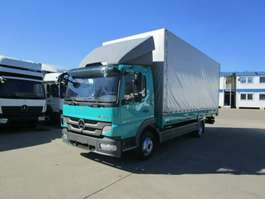 vcl inclinable Mercedes Benz ATEGO III 822 L Pritsche/Plane 6,20 m*99 tkm*TOP 2011