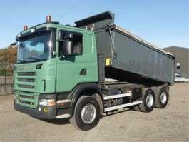 tipper truck Scania G 480 - 6x4 - RETARDER - BLADGEVEERD - HANDGESCHAKELT - PERFECTE STAAT 2009