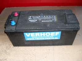 Battery truck part DAF ACCU 140 a DAF 2020