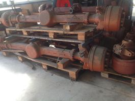 Front axle truck part Terberg Rockwell Soma