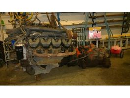 Engine truck part Scania R 144-460PK MOTOR-8 CILINDER 2000